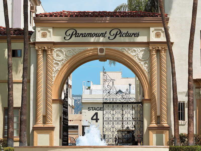 Paramount Pictures - Gay Hollywood Guide